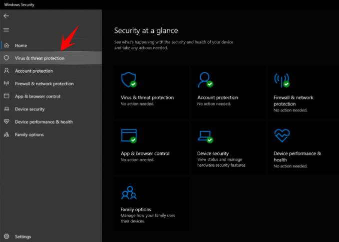 Ransomware trên Windows 10
