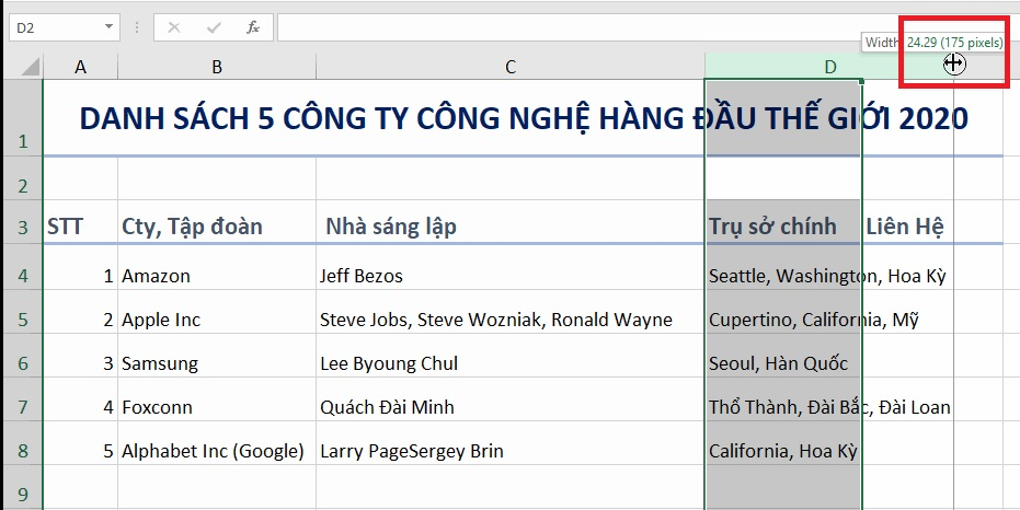 chinh-chieu-rong-cot-excel-2019-buoc-2