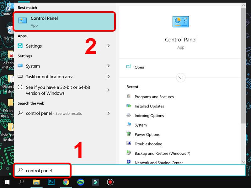 Cách thay đổi biểu tượng chuột máy tính trên màn hình Desktop đơn giản