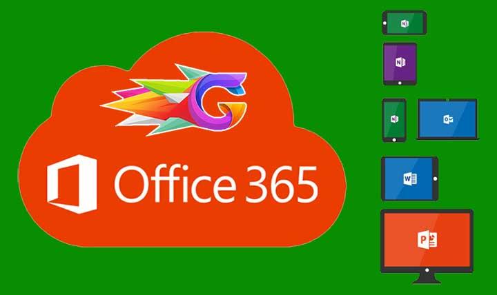 Bán tài khoản Office 365 giá rẻ