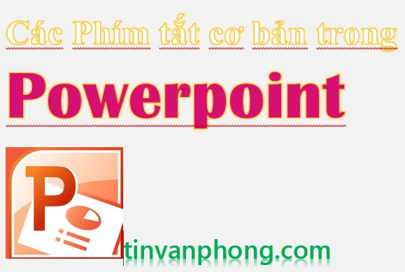 cac phim tat co ban trong Power point