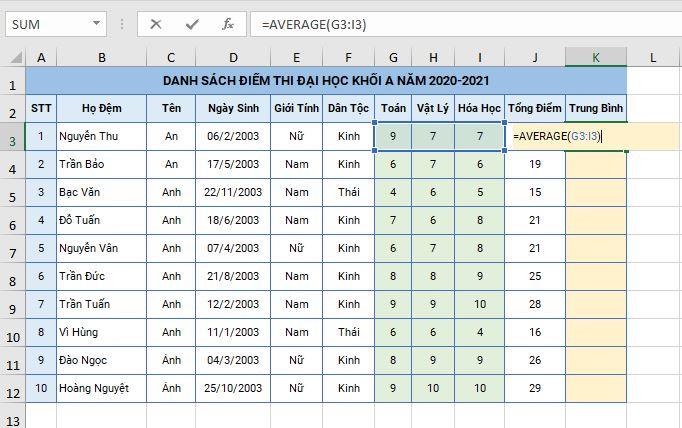 ham-tinh-trung-binh-average-excel-2019-buoc-2
