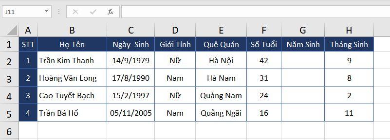 vi-du-2-ham-year-excel-2019-mau Hàm NGÀY THÁNG