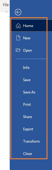 Các thành phần cơ bản trong Microsoft Word
