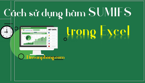 cach su dung ham sumifs trong