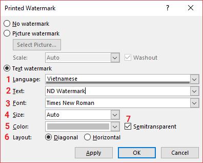 cach-tao-watermark-bang-text-buoc-3 Watermark trong Word 2019