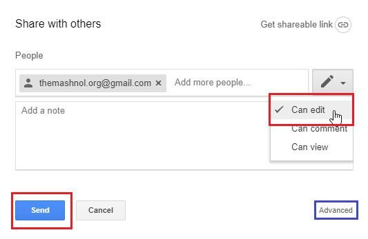 Cách di chuyển dữ liệu từ tài khoản Google Drive này sang tài khoản khác (2)