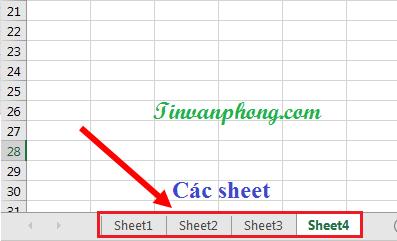 Excel cơ bản cho người mới bắt đầu