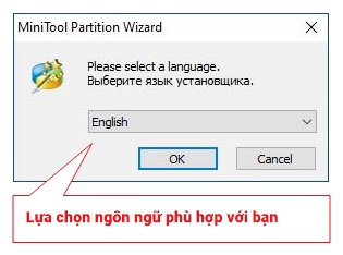 phần mềm MiniTool Partition Wirzard 12.1 Phiên bản đặc biệt Enterprise Active