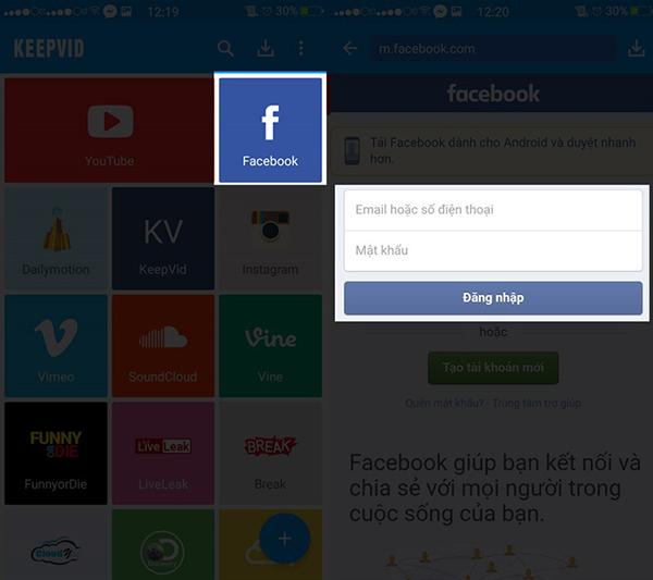 Cách tải video trên facebook cực nhanh không phải ai cũng biết