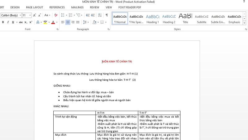 Làm thế nào đểđánh số trang trong word ?